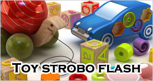 TOY STROBO FLASH